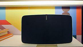 n-tv Ratgeber: Multiroom-Lautsprecher bringen Musik in jeden Raum