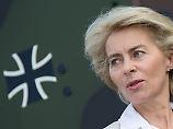 Mehr Geld für die Bundeswehr: Von der Leyen wendet sich an Abgeordnete