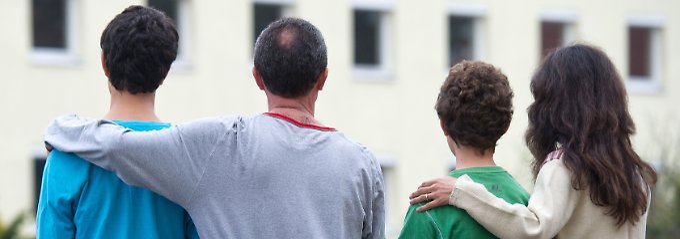 Ehemalige Gefährder werden ihre Familien nicht nachziehen lassen können.