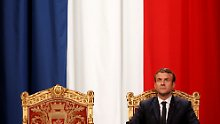 """Frankreich im Umbruch: """"Macron ähnelt Charles de Gaulle"""""""