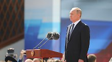 """""""Bahnbrechende Entwicklung"""": Putin verordnet den Sprung nach vorn"""