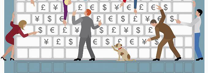 Das Angebot an Online-Diensten rund um Banking könnte sich in den kommenden Monaten deutlich vergrößern.