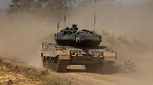 Geänderte Sicherheitslage: Panzer werden wieder wichtiger