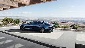 Jaguar XJ50 von 2018.