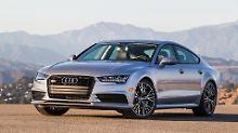 Ermittlungen in Abgas-Affäre: Audi stoppt Auslieferungen zweier Modelle