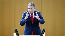 Dresdner Rede bleibt folgenlos: Höcke darf AfD-Mitglied bleiben