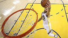 Der Sport-Tag: Meister Golden State erreicht NBA-Halbfinale
