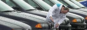 Gefährlicher Elektronikfehler: BMW ruft mehr als 300.000 Fahrzeuge zurück