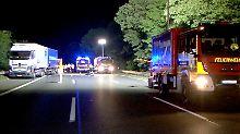 Nach Streit im Auto: Frau läuft auf A2 und stirbt