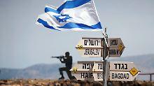 Iran gegen Israel: Sorge über Eskalation in Nahost wächst