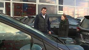 Millionenschäden befürchtet: Diesel-Skandal bedroht kleine Autohändler