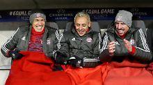 Auch Robben und Rafinha bleiben: FC Bayern setzt auf seine routinierten Rs