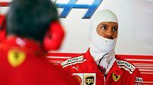 F1-Training in Barcelona: Mercedes dominiert, Vettel fehlt der Punch