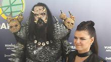 ESC auf der Zielgeraden: Jetzt kann nur noch Mr. Lordi helfen