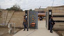 Erster Urnengang nach dem IS: Iraker wählen neues Parlament