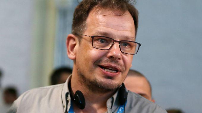Für Hajo Seppelt wäre es zu gefährlich, nach Russland zu reisen.