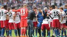 Der Abstieg soll für den Hamburger SV zum Neubeginn werden - mit Trainer Christian Titz.