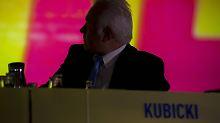 """Die leidige Russlandfrage: """"Torpedo"""" Kubicki muss einstecken"""