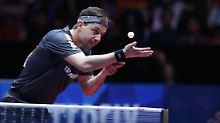 Der Sport-Tag: Tischtennis: Düsseldorf vor Gewinn der Champions League