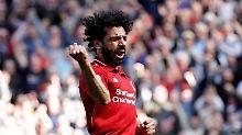 Finale Klatsche für Chelsea: Liverpool stürmt in CL, City zu 100 Punkten