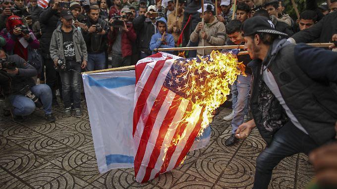 Streit um neue US-Botschaft: Wem gehört Jerusalem?
