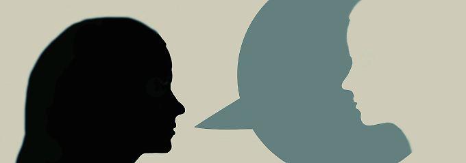Warum Selbstgespräche gut sind: Reden Sie mehr mit sich selbst!