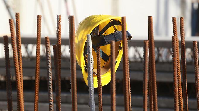 Der anhaltende Bauboom ist einer der Treiber der deutschen Konjunktur.
