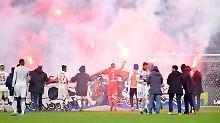 Der Sport-Tag: Europa-League-Finale drohen Randale
