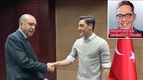 """Philipp Köster über Özil und Gündogan: """"Das ist ein sehr, sehr unglückliches Signal"""""""