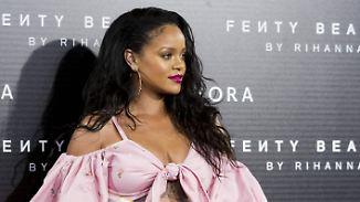 Promi-News des Tages: Stalker verbrachte Nacht in Rihannas Haus