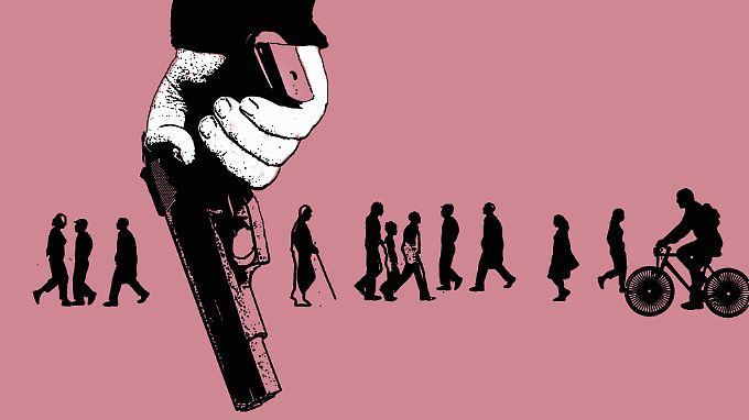 Im Extremfall wählen Incels die Gewalt, um ihre Verachtung für Frauen zu kanalisieren.