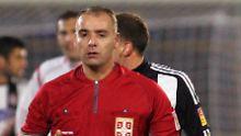 Der Sport-Tag: Schiedsrichter nach Manipulationsvorwurf festgenommen