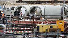 Umstrittenes Erdgas-Projekt: Nord Stream 2 AG startet Pipeline-Bau