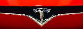Erneute Kursverluste: Tesla lässt Model-3-Produktion ruhen