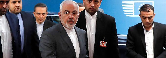 Erhalt des Atomabkommen: EU und Iran entwerfen Rettungsplan