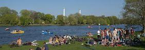 """Viele Schadstoffe: Gewässer in """"alarmierendem Zustand"""""""