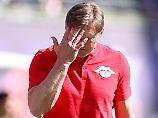 Aus des Trainers ist besiegelt: RB führt Hasenhüttl durch die Manege