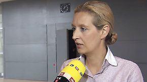 """Alice Weidel im Interview: """"Kopftuch zeigt Ungleichbehandlung von Mann und Frau"""""""