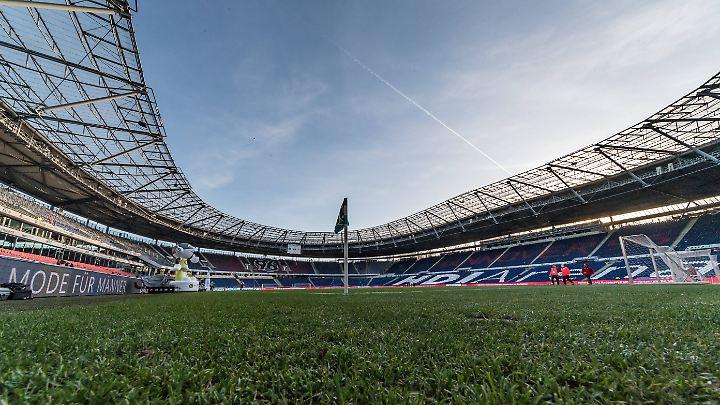 Die HDI-Arena stünde Holstein Kiel zur Verfügung.