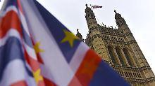 Neue Pläne nach dem Brexit: Briten wollen länger an Zollunion festhalten