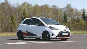 Scharf mit GRMN: Toyota trimmt den Yaris zum Kampfzwerg