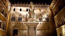 Doch keine Privatisierung: Italiens Koalition will Monte Paschi halten