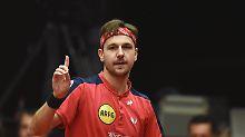Der Sport-Tag: Düsseldorf gewinnt Tischtennis-Champions-League