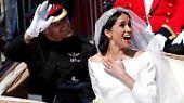 Harry und Meghan sagen Ja: Die Traumhochzeit in Bildern