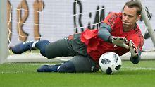 Der Sport-Tag: Wieder kein Spiel: Neuer sitzt nur auf der Bank