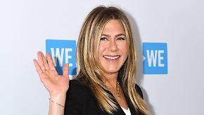 Promi-News des Tages: Jennifer Aniston wird zur lesbischen US-Präsidentin