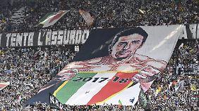 Eine lebende Legende: Gigi Buffon.