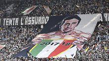 """Abschied von """"Grande Gigi"""": Juventus herzt die ewige """"Numero 1"""" Buffon"""