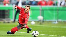 """Der Sport-Tag: Ulreich: """"Neuer wird eine überragende WM spielen"""""""