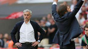 """""""Habe keinen Bedarf zu sprechen"""": Journalist kriegt schlechte Laune von Mourinho ab"""